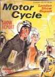MOTORCYCLE - MOTORCYCLE MAGAZINE - 19TH NOVEMBER 1964 - M1201